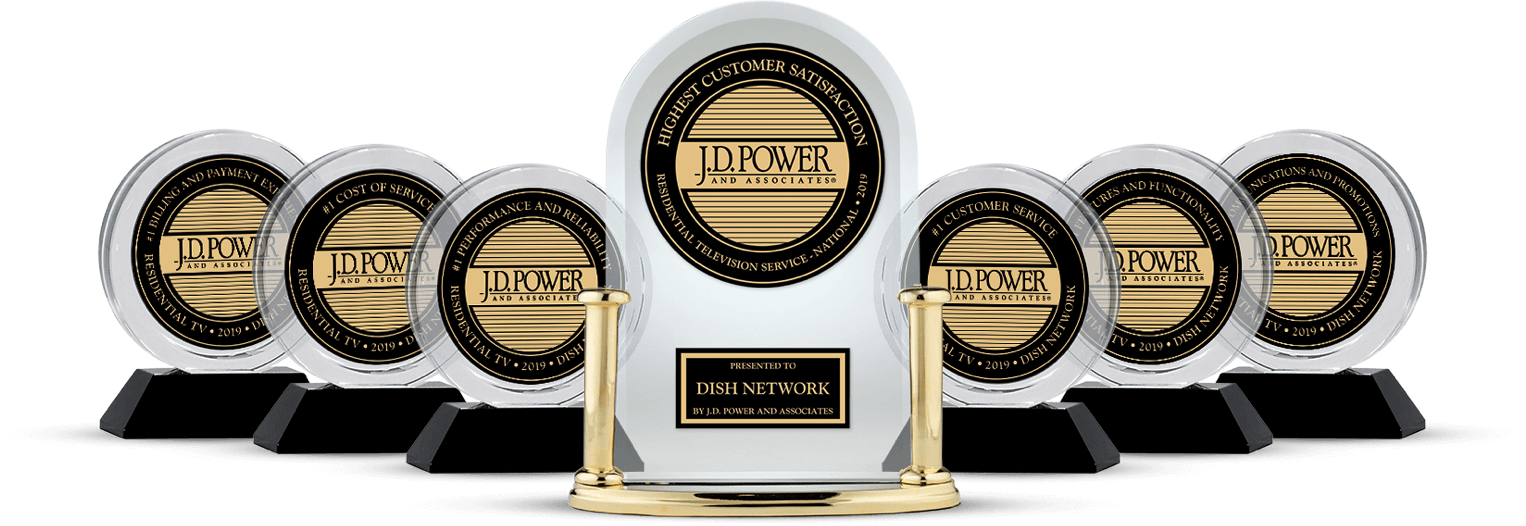 DISH Customer Satisfaction - Ranked #1 by JD Power - DTR SATELLITE in Mesa, Arizona - DISH Authorized Retailer