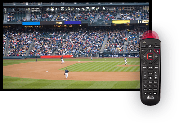 Watch Sports with the DISH Voice Remote - Mesa, Arizona - DTR SATELLITE - DISH Authorized Retailer